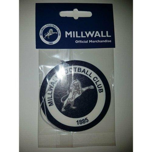 Millwall Air Freshener - Official Millwall Round Air Freshener