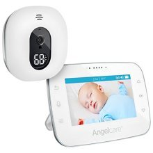 """Angelcare Baby Video Monitor with 4.3"""" Touch Control Display (AC310)"""