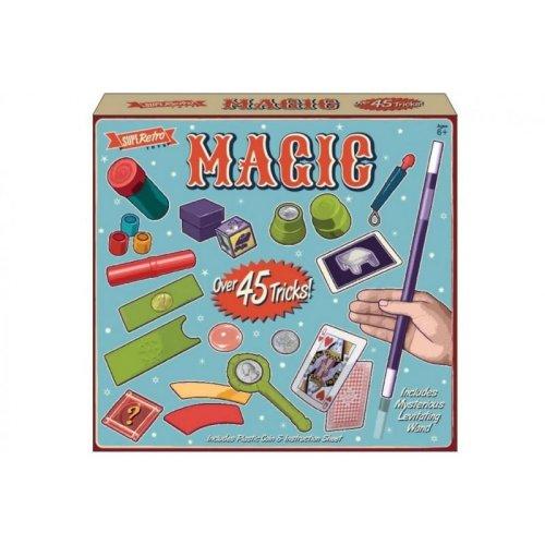 Superetro 45 Trick Magic Set