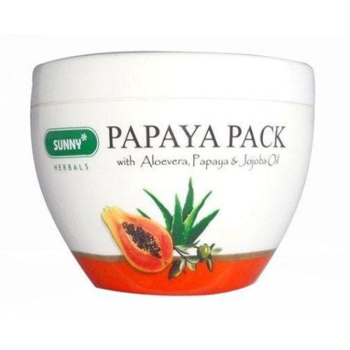 3 Pack Bakson Sunny Papaya Pack 150 gms each