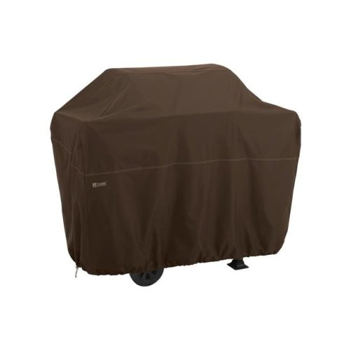 Classic Accessories 55-727-056601-RT Extra Large Bbq Grill Cover, Dark Cocoa