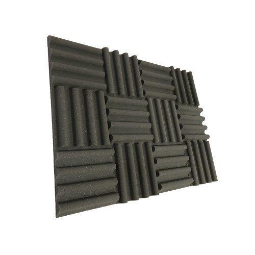 Mini Wave 12 Acoustic Studio Foam Tile Pack On Onbuy