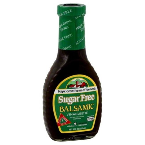 MAPLE GROVE DRSSNG SF VNGRT BALSAMIC-8 OZ -Pack of 6