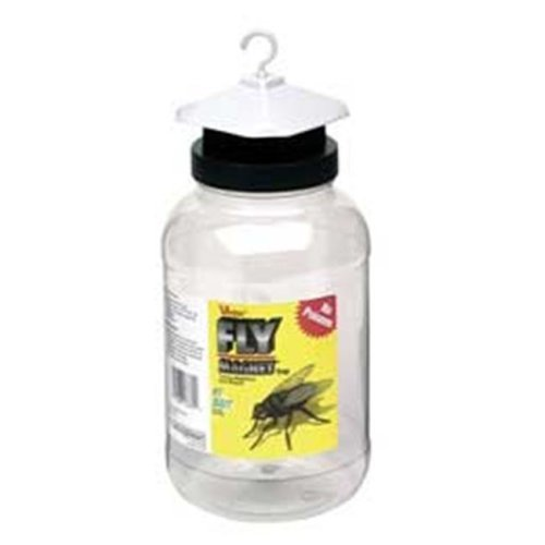 Woodstream Lawn & Grdn D Fly Magnet With Bait  Pack Of 4 - M382