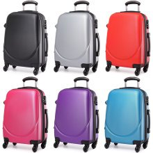 KONO Luggage Suitcase Trolley Case 4 Wheel Spinner Cabin Hard Shell Travel 20 Inch