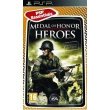 Medal of Honor Heroes Essentials Edition Sony PSP Game