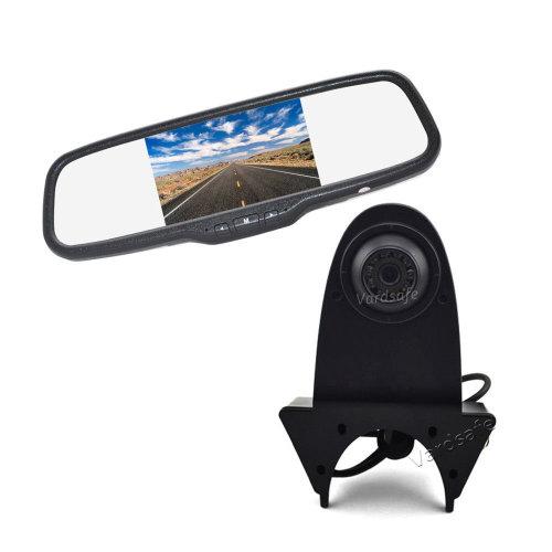 Vardsafe Reverse Backup Camera & Rear view Mirror Monitor for Mercedes Sprinter / Volkswagen Crafter