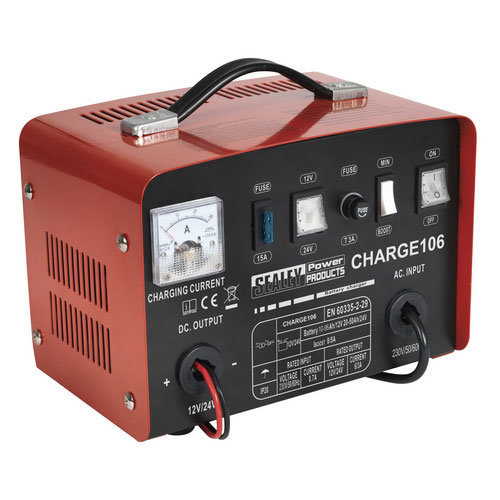 Sealey CHARGE106 8Amp 12/24V Battery Charger