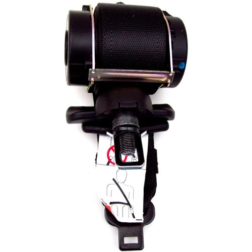 Suzuki Wagon R Black Rear Seat Belt 84906-84E10-5PK