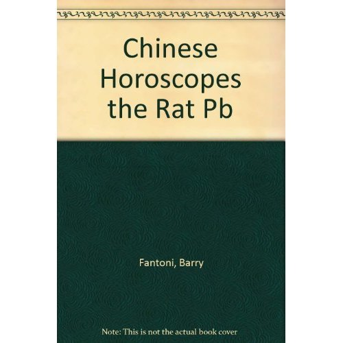 Barry Fantoni's Chinese Horoscopes: The Year of the Rat