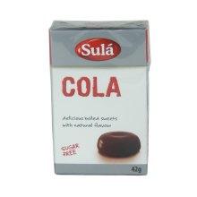 Sula Cola Sweets - Sugar Free 42g