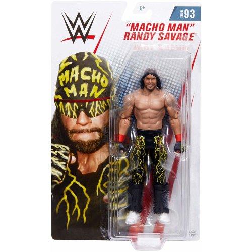 WWE Basic - Series 93 - Randy Savage Figure