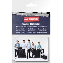 One Direction Amps Travel Pass Card Holder