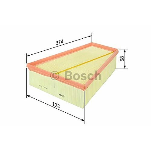 Bosch F026400343 Air Filter Insert
