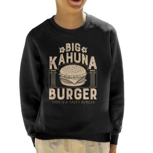 Pulp Fiction Inspired Big Kahuna Burger Kid's Sweatshirt