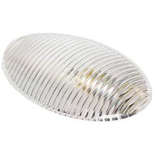 Arcon ARC-51299 Oval Lens for Porch Light, Clear