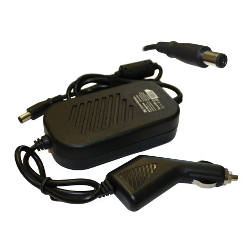 HP Envy 17-2108TX Compatible Laptop Power DC Adapter Car Charger