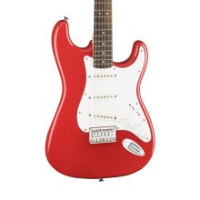 Fender Squier Bullet Stratocaster Hard Tail, Fiesta Red