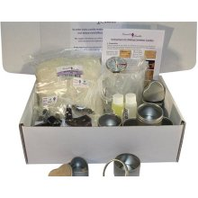 Complete Beginners Candle Making Kit - Tins - Christmas 1