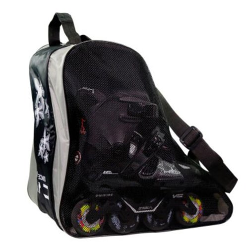 Ice Skate Backpack Skate Carry Bag Skate Blade Shoe Bag-16
