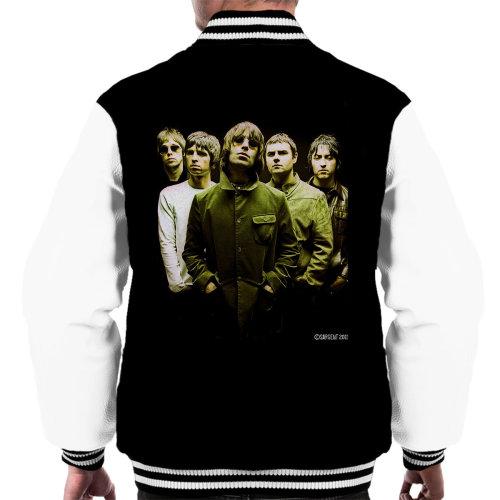 7efffe60ec2c Roger Sargent Official Photography - Oasis Band Liam Noel Gallagher Men's  Varsity Jacket on OnBuy