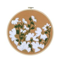 Europe Style DIY Embroidery Kit Special Gifts for Friends Family