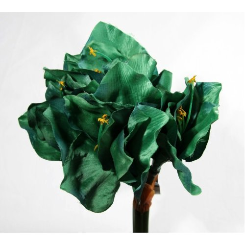 Artificial Silk Oriental Amaryllis Single Stem