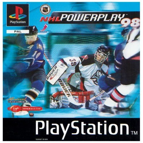 NHL Powerplay '98 (PS)