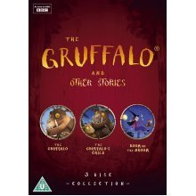 The Gruffalo and Other Stories | DVD Boxset