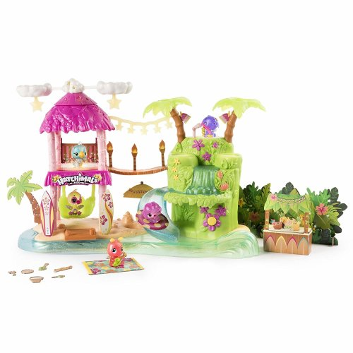 Hatchimals CollEGGtibles � Tropical Party Playset
