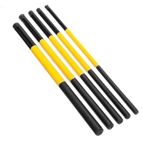 2.1m-3.6m Fiber Reinforced Plastics Mini Portable River Fish Fishing Rod Tool