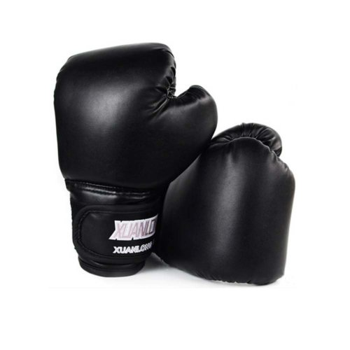 3-13 Years Kid Boxing Gloves Sparring,Black