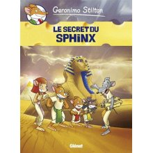 Geronimo Stilton, Tome 4 : Le secret du Sphinx