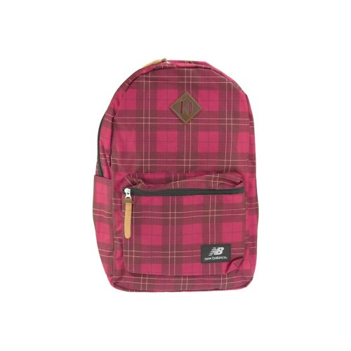 New Balance Check NB8863 unisex Burgundy backpack