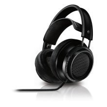 Philips Fidelio X2 Hi-Res Over-Ear Headphones Premium Design 3 m Cable - Black