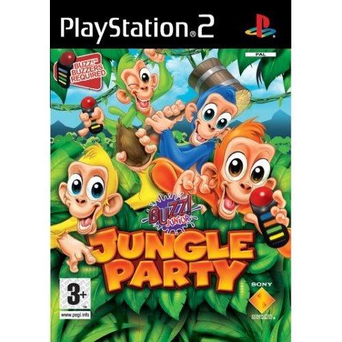 Buzz! Junior: Jungle Party - Solus (PS2)