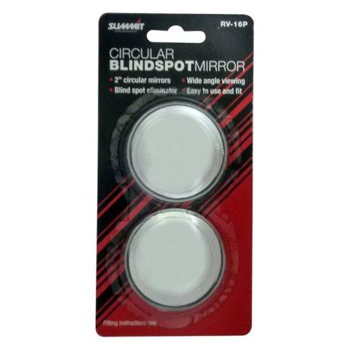 Circular Blind Spot Mirror - Pair