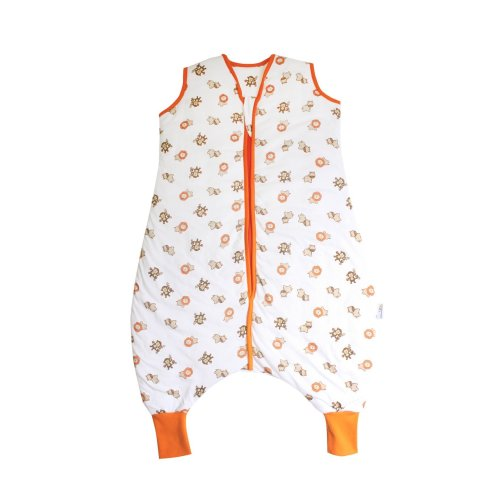 Slumbersac Summer Baby Sleeping Bag with Feet 1.0 Tog Plain Blue 12-18 months//80 cm