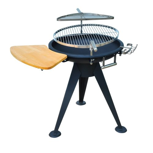 Outsunny Garden Outdoor Barbecue Grill Set