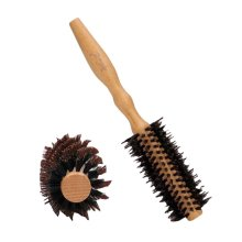 Handmade Wooden Thinning Comb for Curly Hair