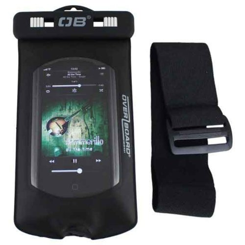 OverBoard Pro Sports Waterproof iPod / MP3 Case (Black)