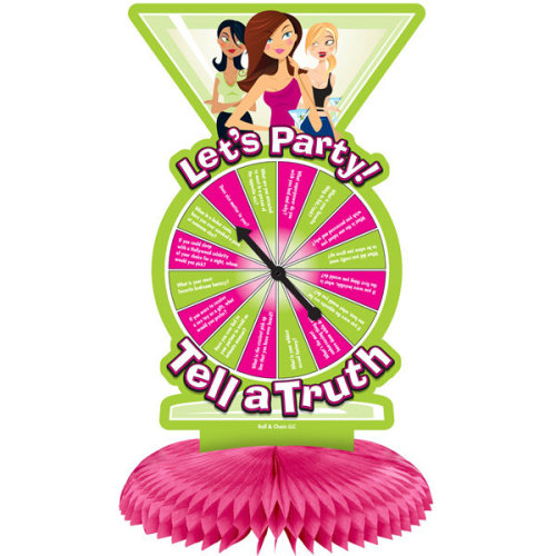 Truth or Dare Party Centrepiece