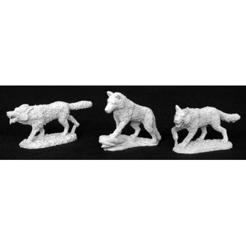 Reaper Dark Heaven Legends 02830 Wolf Pack (3)