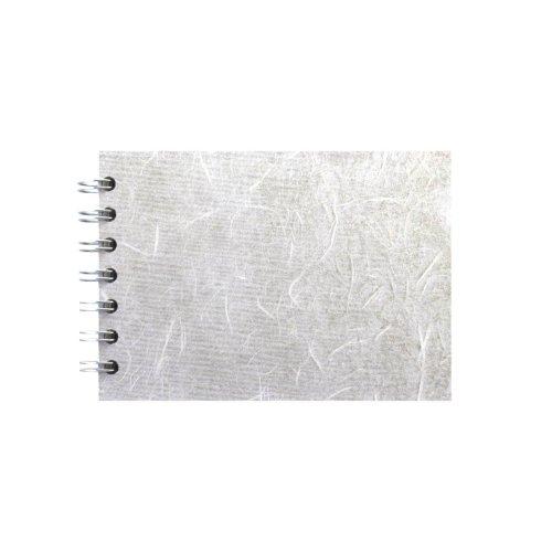 A6 Landscape, White - Posh / Off White / 35