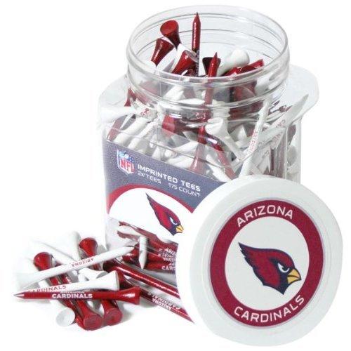 NFL Arizona Cardinals Jar Of 175 Golf Tees