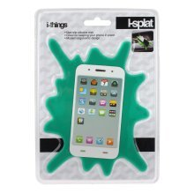 Green Novelty Phone Case -  holder sat magic nonslip silicone mat holds phones navs place carpet anti notebook