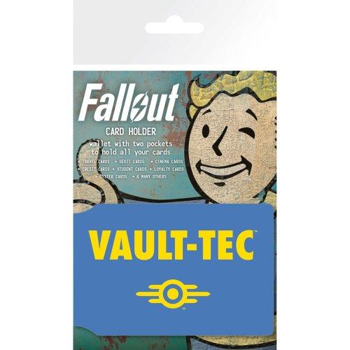 Fallout 4 Vault Tec Card Holder