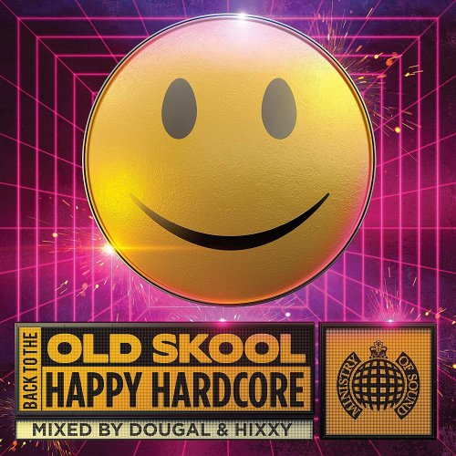 Back To The Old Skool: Happy Hardcore - MOS [CD]