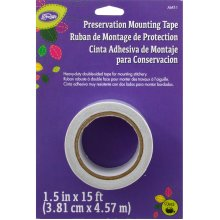 "LoRan Preservation Mounting Tape 1-1/2""X15ft-"