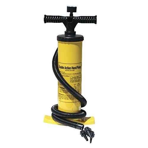 Advanced Elements Unisex Adult 2-Way AE Kayak Hand Pump with Pressure Gauge - ,